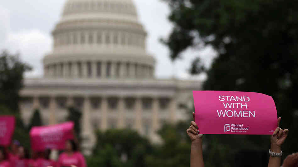 Abortion coverage was a key sticking point during the congressional debate on the new health law. Lawmakers eventually agreed to let states decide.