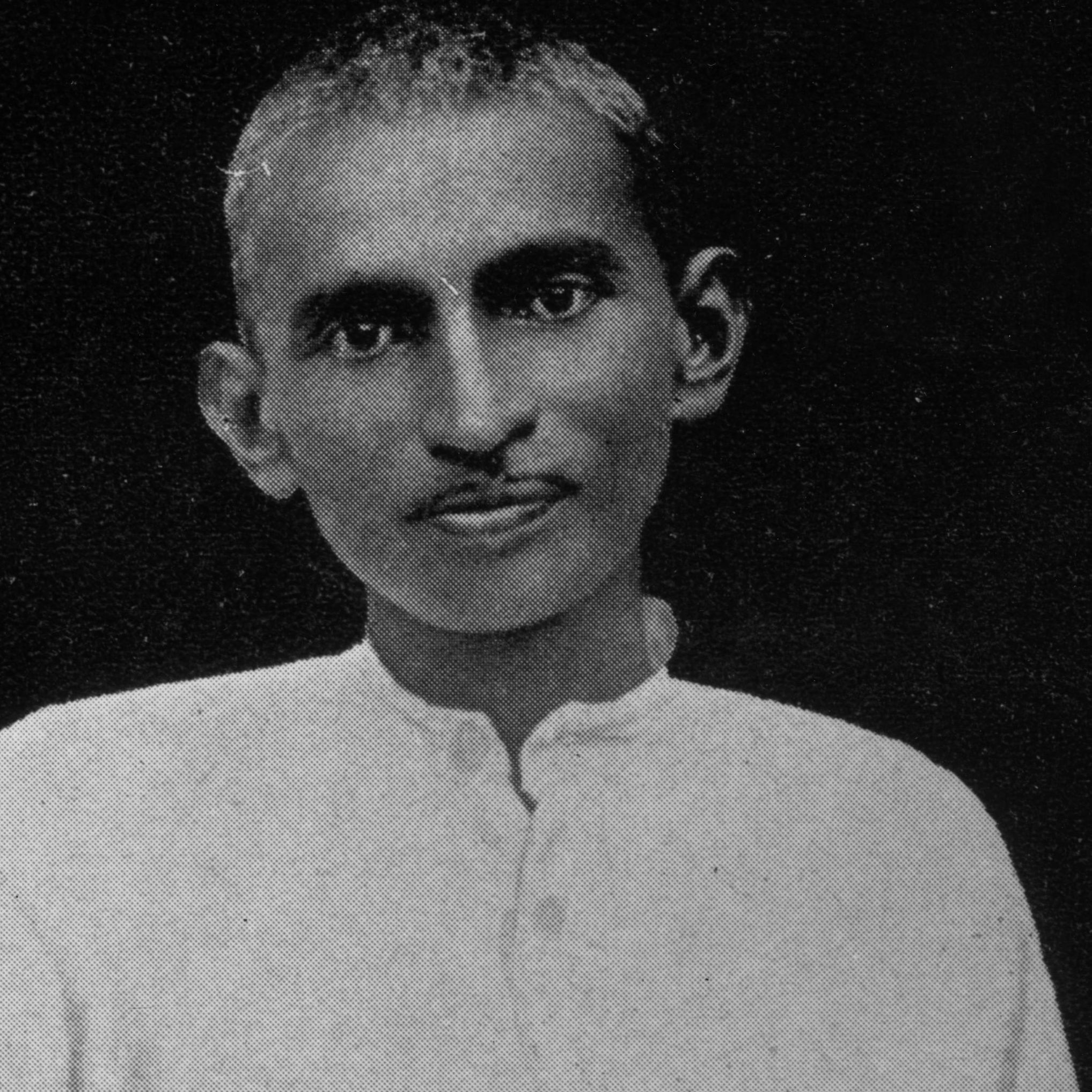 Before Gandhi was the Mahatma, he was a young lawyer in South Africa.