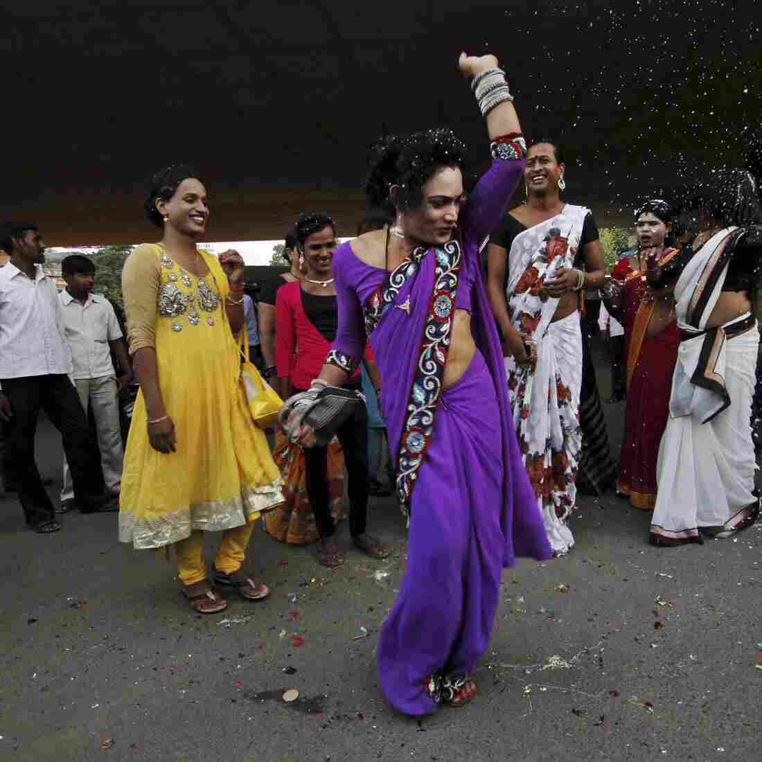 In India, Landmark Ruling Recognizes Transgender Citizens