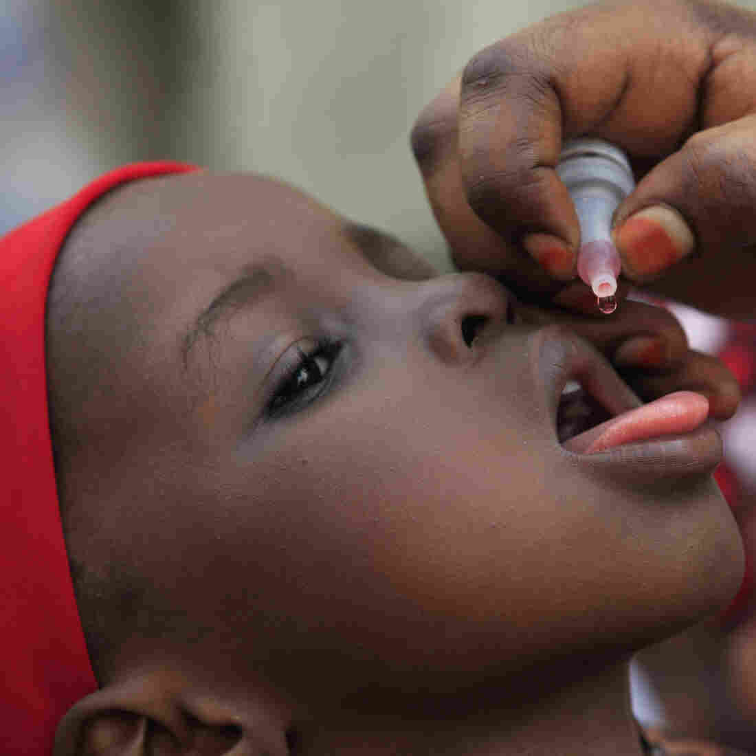 Polio Hits Equatorial Guinea, Threatens Central Africa