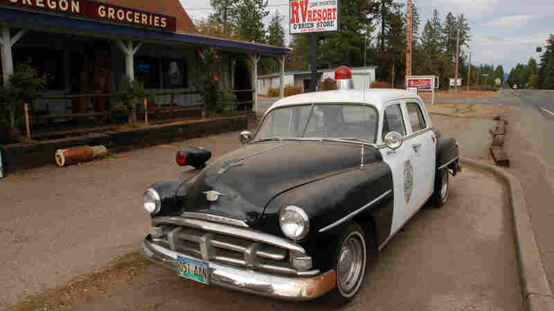Citizen Volunteers Arm Themselves Against Crime In Rural Oregon