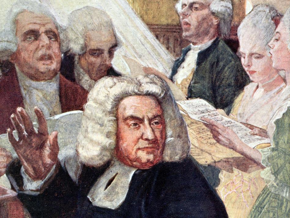 Johann Sebastian Bach's <em>St. Matthew Passion</em> was first heard on Good Friday, 1727 in Leipzig, Germany. (Getty Images)