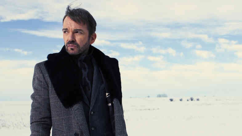 Billy Bob Thornton in FX's Fargo, an adaptation that works by lifting the tone of the film, not the story.