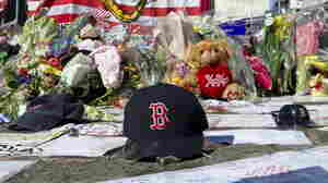 A Year After Boston Marathon Bombing, How Does Public Grief Help?