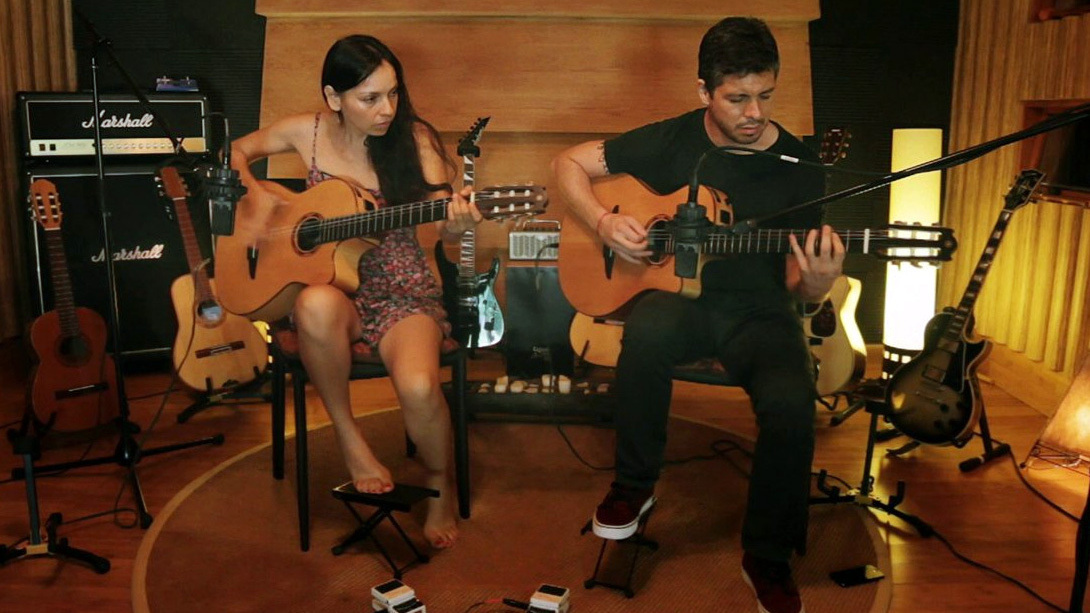 Rodrigo Y Gabriela The Russian Messenger Npr