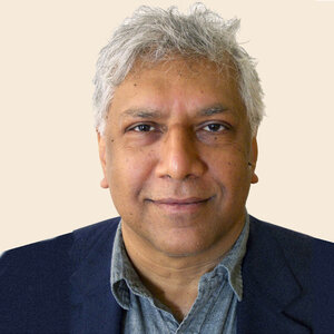 """The Pulitzer Prize committee called Vijay Seshadri's work """"a compelling collection of poems that examine human consciousness, from birth to dementia."""""""