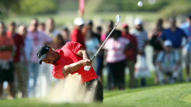 Frank Deford says there'll never be another Tiger Woods of