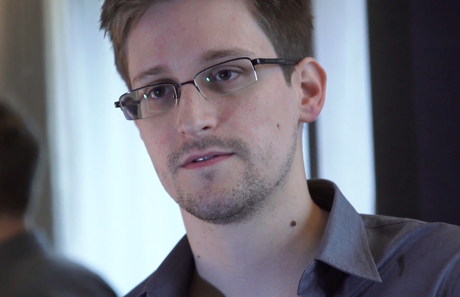 What motivated Edward Snowden to leak NSA secrets? Bryan Burrough,  Suzanna Andrews and Sarah Ellison explore Snowden's background in an article for <em>Vanity Fair.</em> (The Guardian/Getty Images)