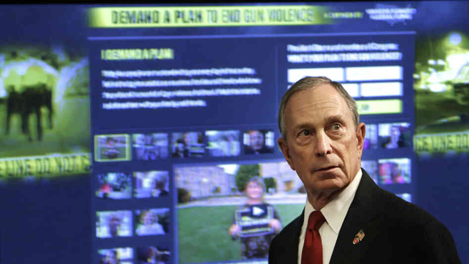 Former New York Mayor Michael Bloomberg announced Wednesday that he plans to spend $50 million this year on field operations to support candidates in favor of gun safety laws.