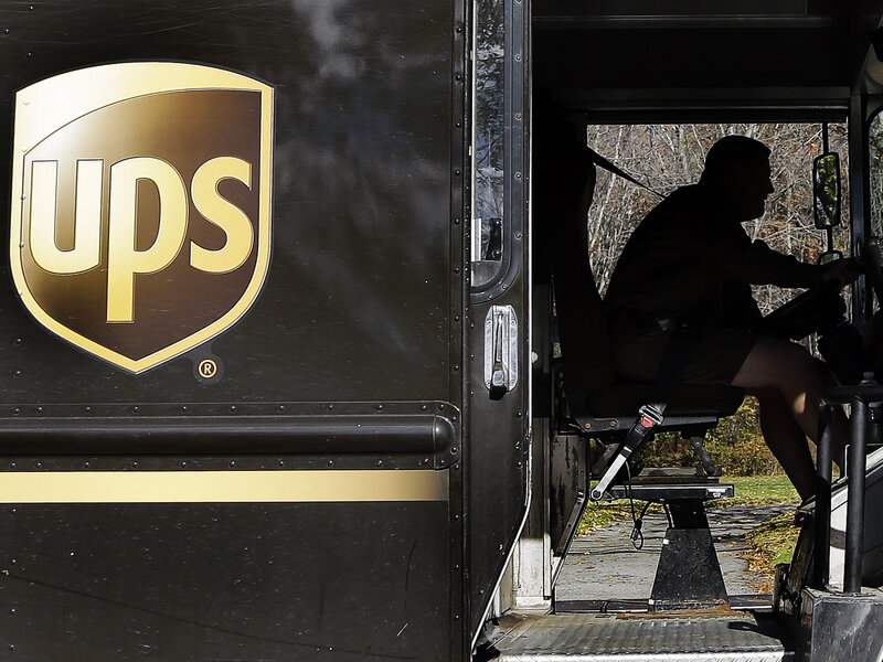 To Increase Productivity, UPS Monitors Drivers' Every Move