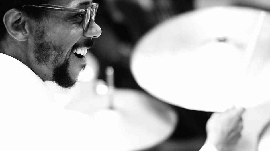 Brian Blade & The Fellowship Band's new album, Landmarks, comes out April 29.