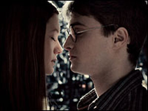 Ginny Weasley and Harry Potter, play