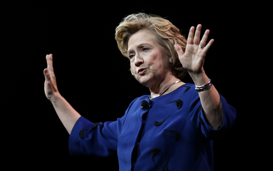Hillary Clinton's decision on whether to run for president in 2016 will ripple across the presidential candidate fields in both parties. (Ben Margot/AP)