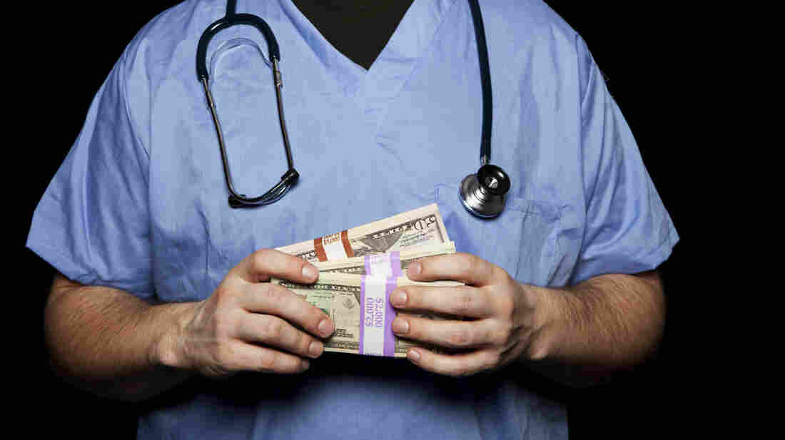 A check of Medicare's new database of payments to physicians confirms that at least $6 million in 2012 went to doctors who had been indicted or otherwise sanctioned.