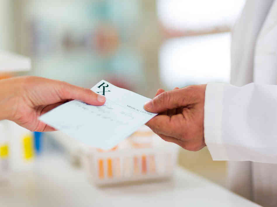 What you're prescribed may depend on what samples your doctor gets from drug companies.