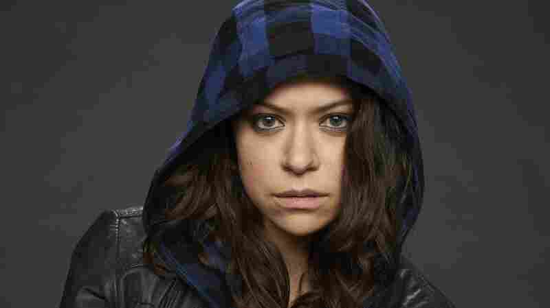Tatiana Maslany plays Sarah, as well as some other characters, on BBC America's Orphan Black.