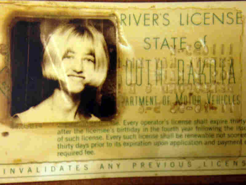 Cheryl Miller's driver's license was among the evidence collected from the car she and Pamela Jackson were last seen in. The two South Dakota girls disappeared in 1971. Now, authorities say it appears they accidentally drove into a creek. It wasn't until last year that low waters revealed the vehicle.