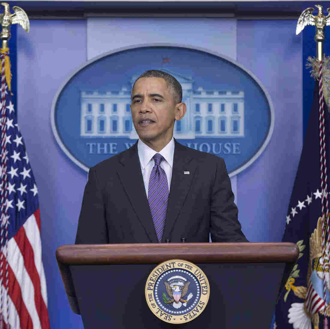 Obama: Affordable Care Act Enrollment Hits 8 Million