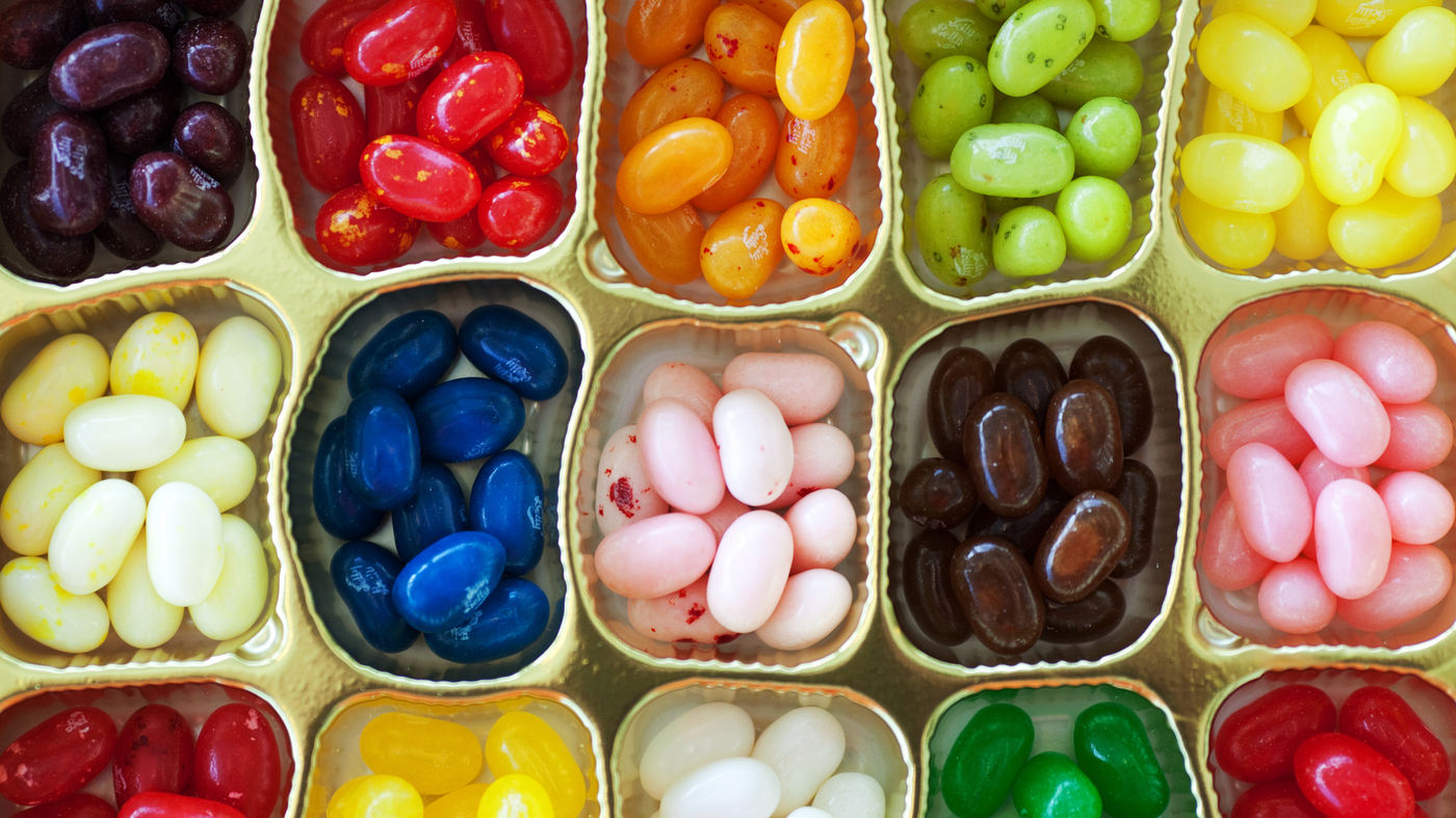 how to cook that jelly beans
