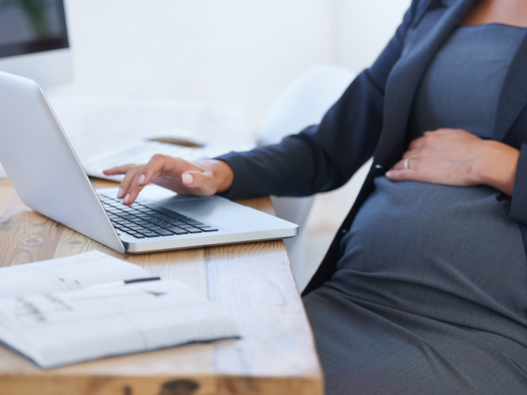 Image for When Being Pregnant Also Means Being Out Of A Job