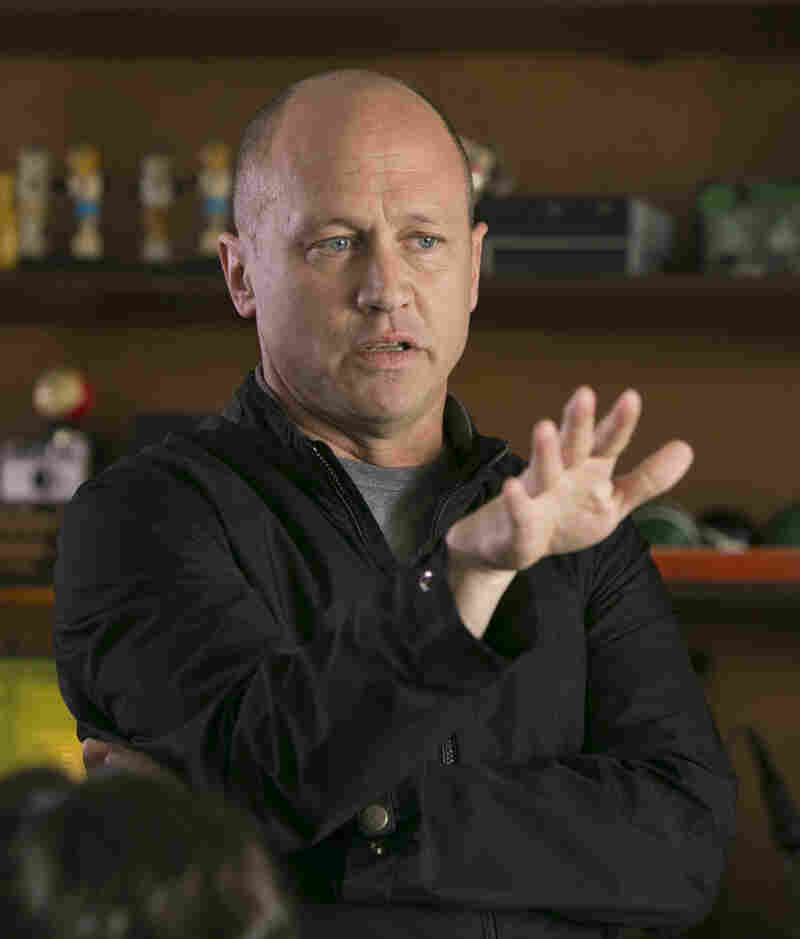 Mike Judge created the animated series Beavis and Butt-head and King of the Hill, and wrote and directed Office Space, Idiocracy and Extract.