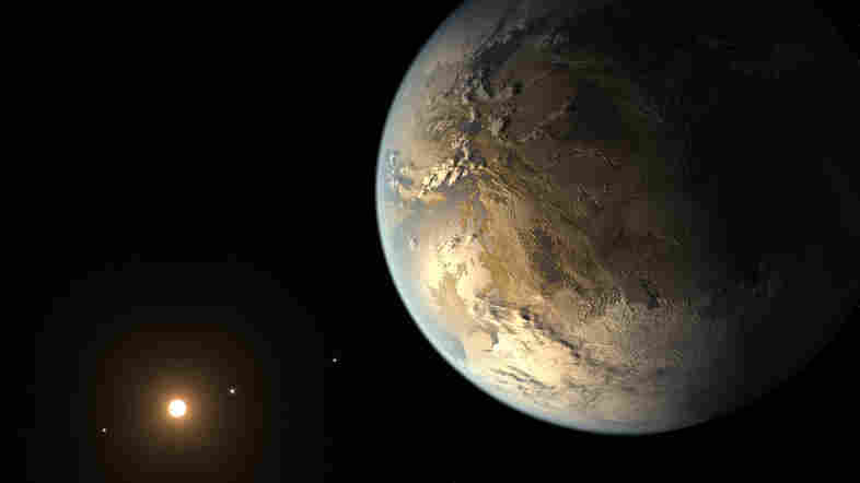 Scientists Spot A Planet That Looks Like 'Earth's Cousin'