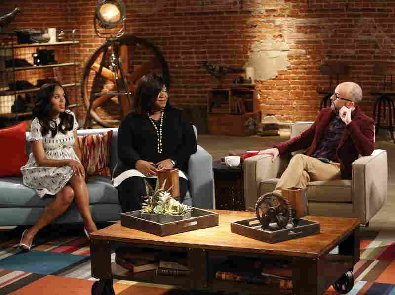 Kerry Washington, Shonda Rhimes and Jim Rash chat about how Scandal is written on Sundance's The Writers' Room.