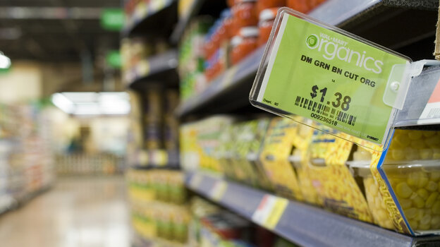 Wal-Mart is promising to drive down the prices of organic food by bringing in a new company, Wild