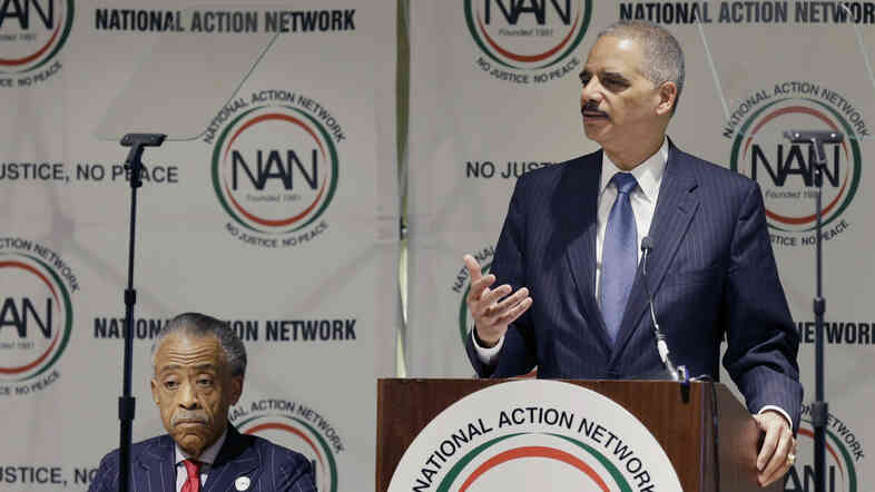 Attorney General Eric Holder recently expressed outrage at the treatment President Obama and he have received from conservatives. He stopped just short of saying it was race-related, leaving that for the African-American audience at the recent National Action Network convention to decide.