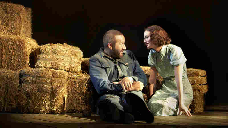 For Chris O'Dowd, 'Of Mice And Men' Is More Than An American Story
