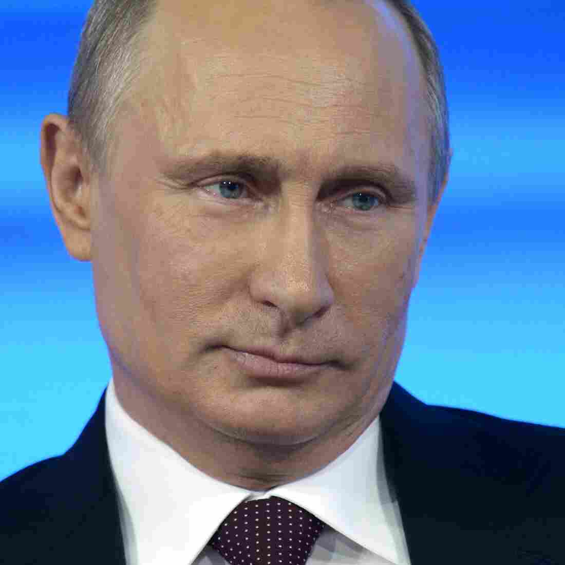 Russian President Vladimir Putin, who appears not to have told the whole story about his nation's surveillance programs.