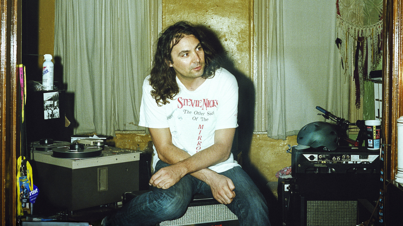 Adam Granduciel, from The War on Drugs