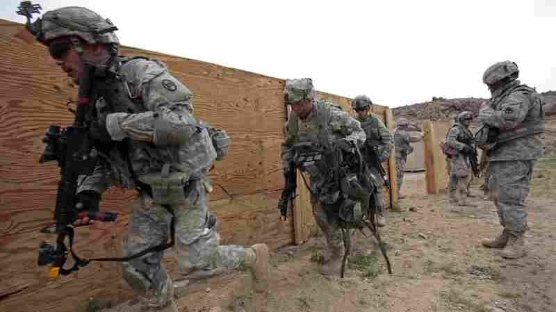 Training For An Uncertain Military Future In The Calif. Desert