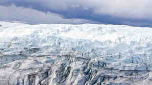 A new study suggests the Greenland Ice Sheet did not fully melt during previous periods of global warming — and that it preserved a tundra beneath it.