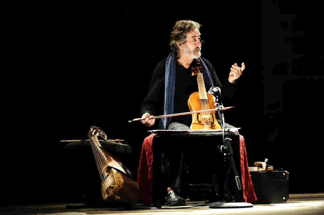 """Early music specialist Jordi Savall has turned his attention to the widely varied music of the Balkans. """"For me,"""" he says, """"it's one of the most exciting projects that happened in the last 20 years."""""""