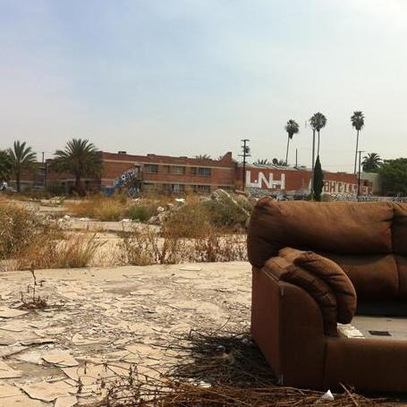 East LA Vacant Lot Community Forum organized by Transforming Inner-City Lost Lots (TILL)