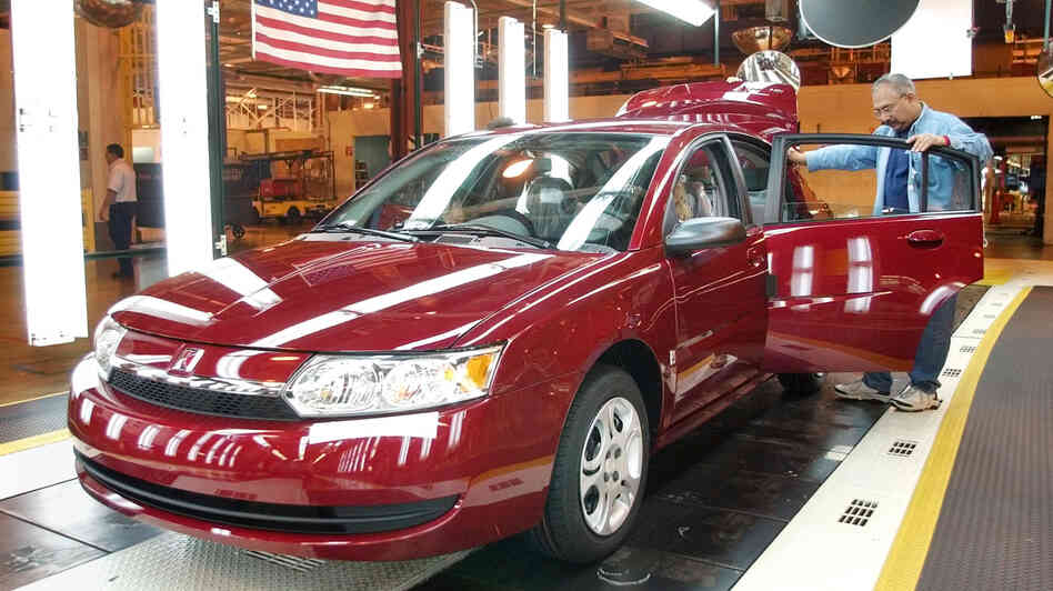 Car Toys Federal Way: GM Was Slow To Recall Saturn Cars With Steering Flaw : The