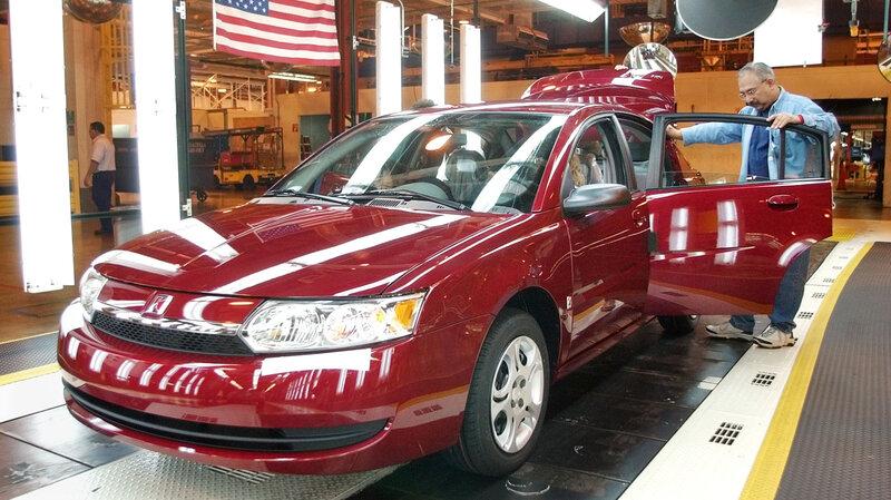 2007 saturn ion power steering motor replacement