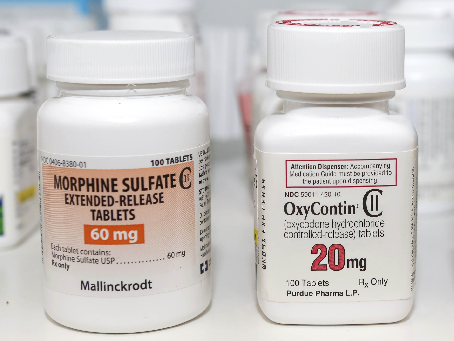 Powerful Narcotic Painkiller Up For FDA Approval