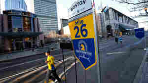 As It Happened: American Wins 118th Running Of The Boston Marathon