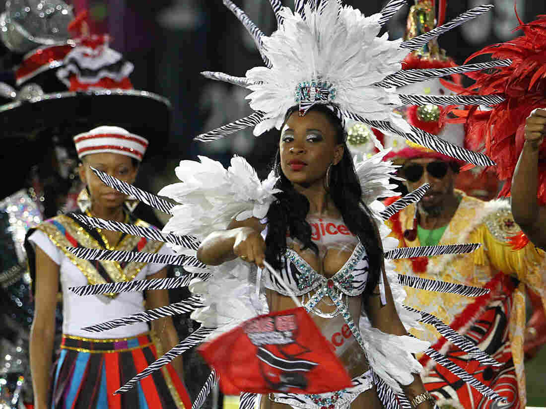 """Carnival season is already over in Trinidad and Tobago, but we're sure we're going to be seeing some wining to Machel Montano's """"Ministry of Road"""" come Labor Day in New York."""