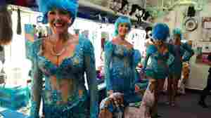 Dancers Find A Second Act At Palm Springs Follies