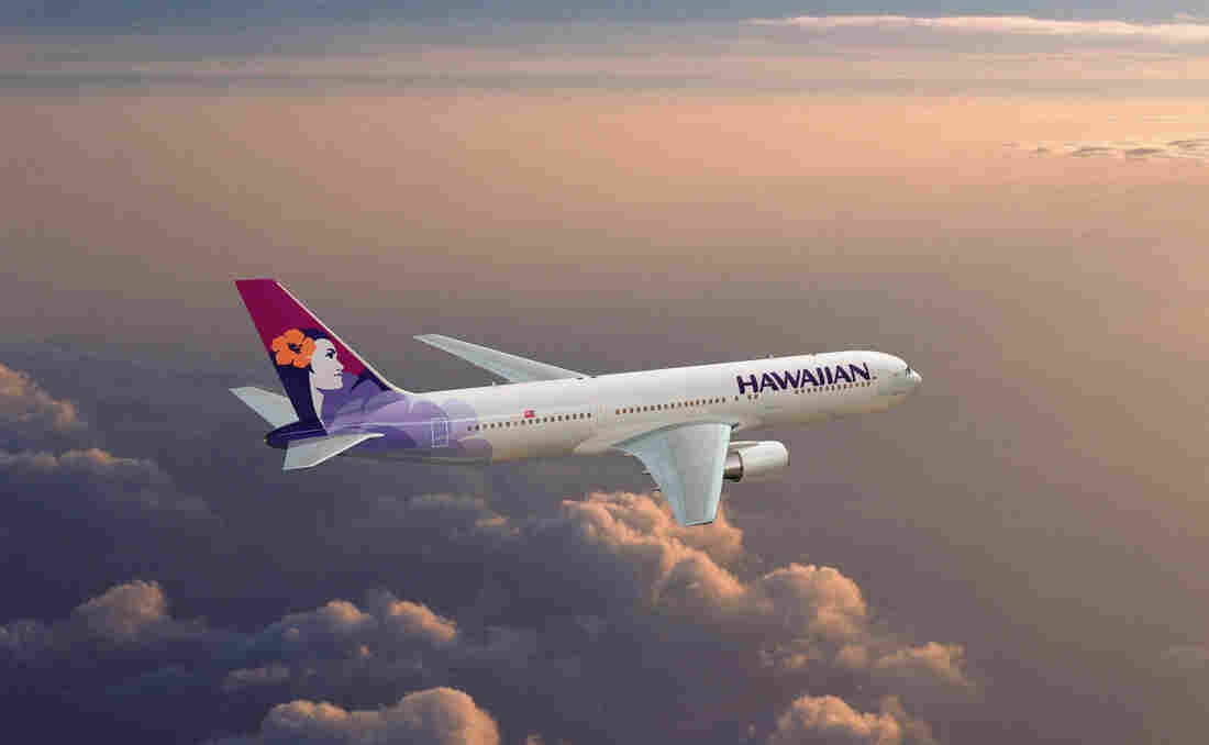 It was a Hawaiian Airlines Boeing 767 such as this, authorities say, on which a California teen stowed away in the wheel well. He reportedly survived the 5 1/2-hour flight from San Jose to Maui.