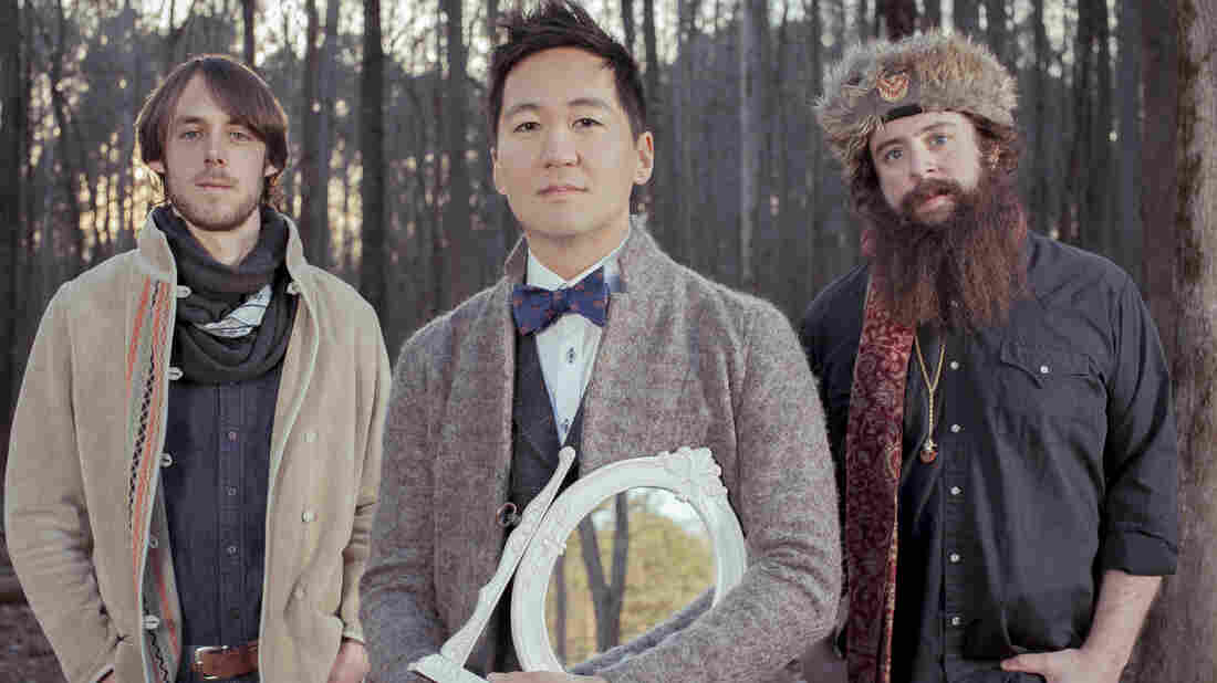 Kishi Bashi's new album, Lighght, comes out May 13.