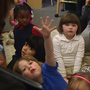 Nikki Jones' preschool class at Porter Early Childhood Development Center in Tulsa.