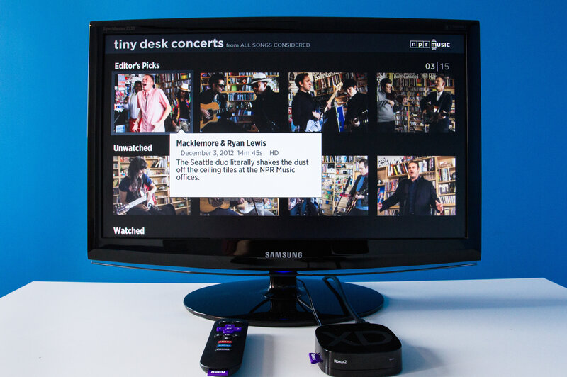 Five Tiny Desk Concerts You Have To Watch On NPR's New Roku