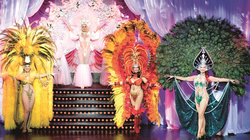 a7d5e78f8 Dancers Find A Second Act At Palm Springs Follies   NPR