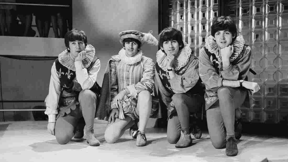 In 1964, for Shakespeare's 400th birthday, The Beatles performed an excerpt from A Midsummer Night's Dream.