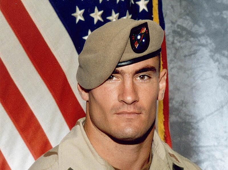 Soldier Speaks Up A Decade After Pat Tillman's Friendly-Fire