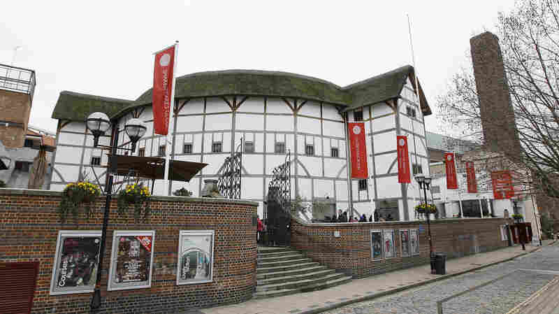 The theater troupe is kicking off its Hamlet tour with three performances at Shakespeare's Globe Theater in London.
